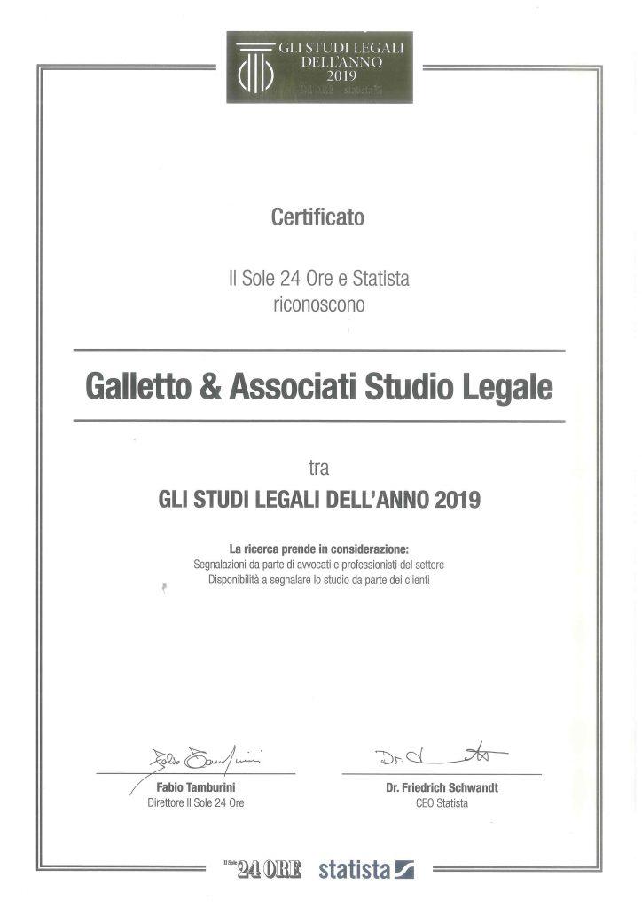 Galletto & Associati